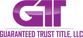 Guaranteed Trust Title, LLC, Footer Logo